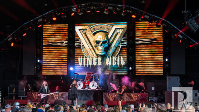 Vince Neil performs live at Hollywood Casino Amphitheatre on May 19, 2019 114197 114197