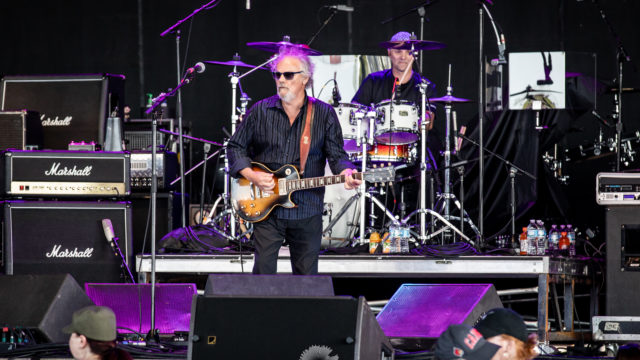 April Wine performs live at Pig Roast 2019 at Hollywood Casino Amphitheatre on August 10, 2019 116929 116929