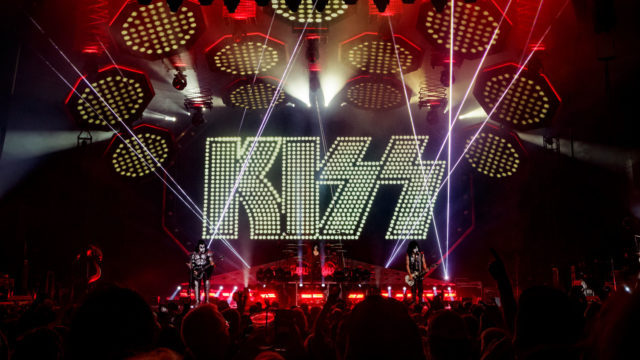 KISS performs live at Hollywood Casino Amphitheatre on September 1, 2019 118039 118039